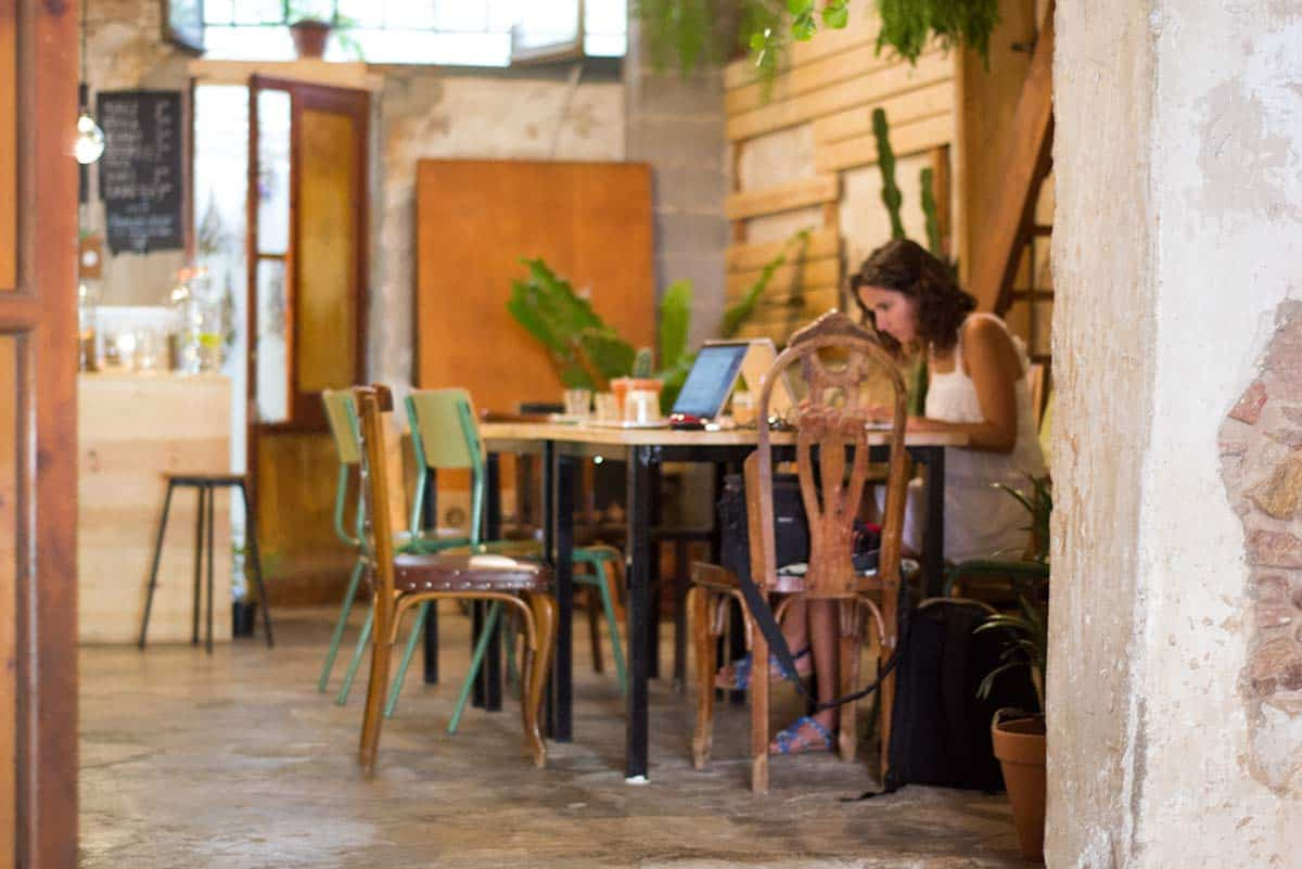 Best coffee shops Barcelona