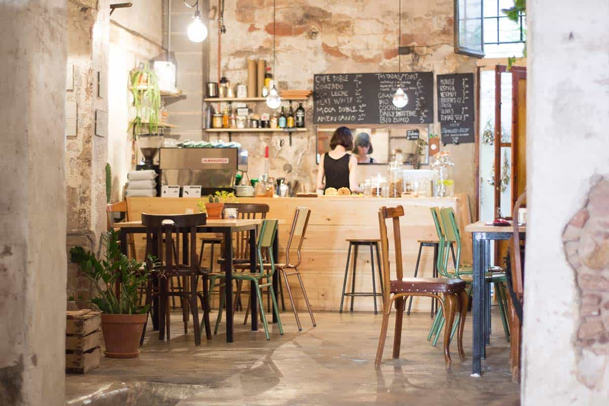 13 Best Coffee Shops In Barcelona 2017 Design And