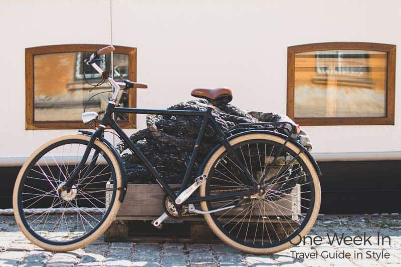 Getting around Barcelona on two wheels: Bicycle