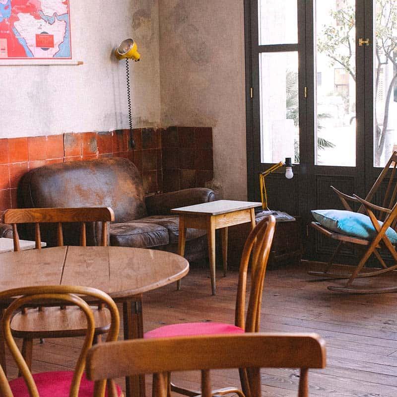 13 Best Coffee Shops In Barcelona 2019 Hipster Design Great Café