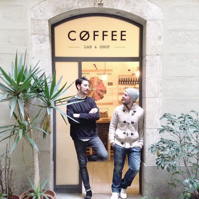 Café barcelona