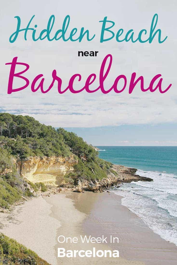 Waikiki Beach Tarragona, a hidden paradise