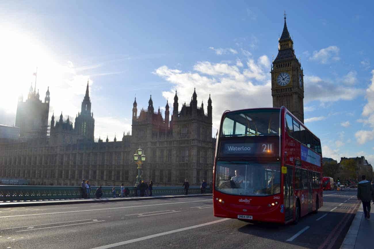 One Week in London