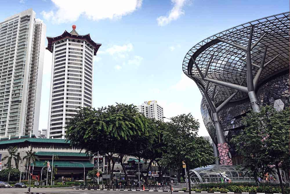 Shop 'Till You Drop at Orchard Road
