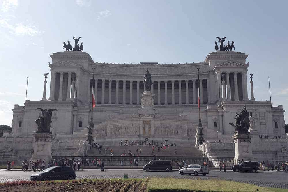 Vittorio Emanuele Monument Rome