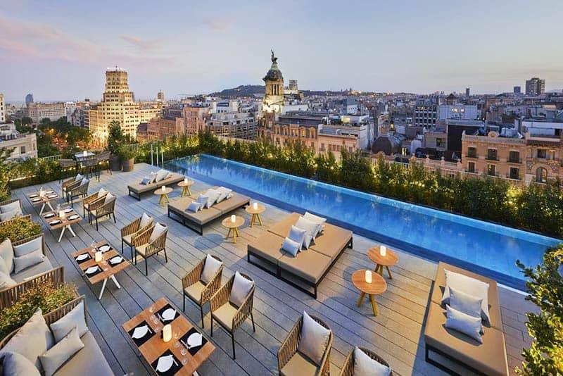 Hotel Mandarin in Barcelona