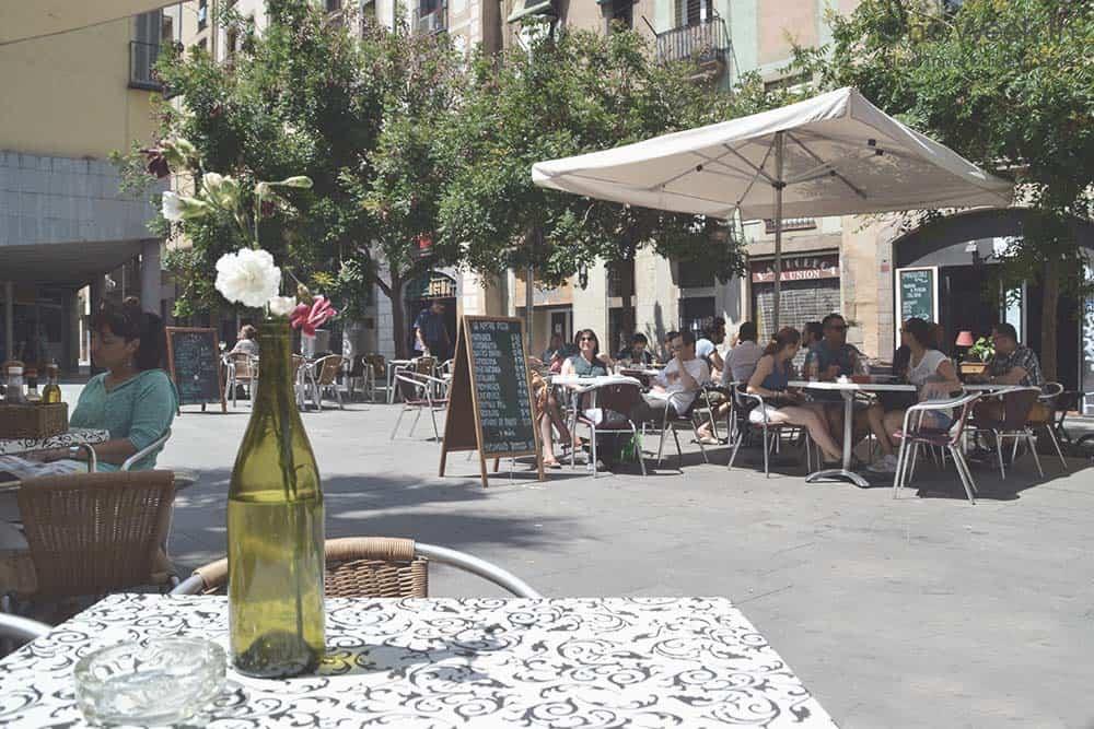 Relax in Gracia, Barcelona