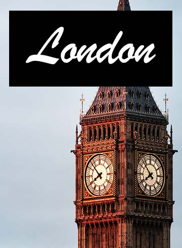 7 Days in London Itinerary