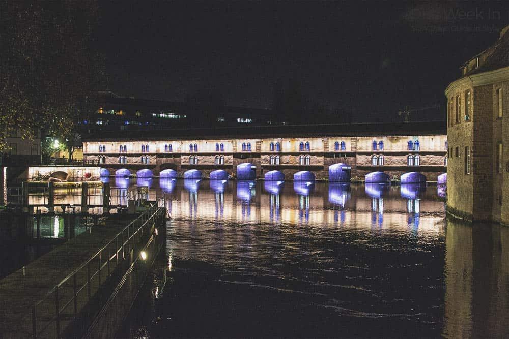Bridge in Strasbourg