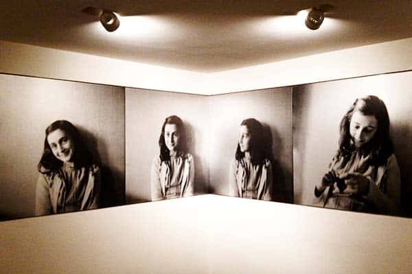 Anne Frank House tickets can be only booked through online