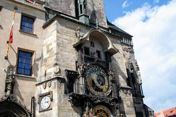 Don't forget the famous and iconic Astronomical Tower before you leave Prague