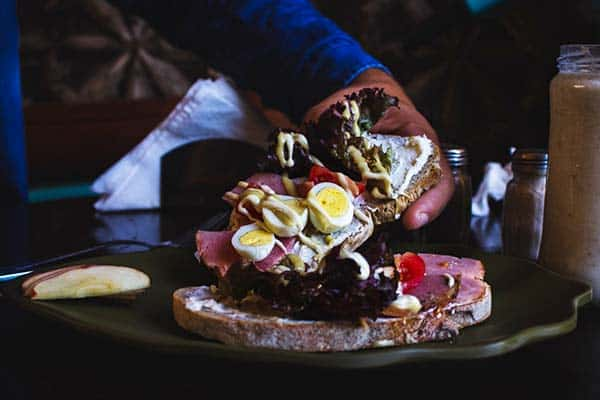 Don't miss out Copenhagen's Smørrebrød that comes in many variations