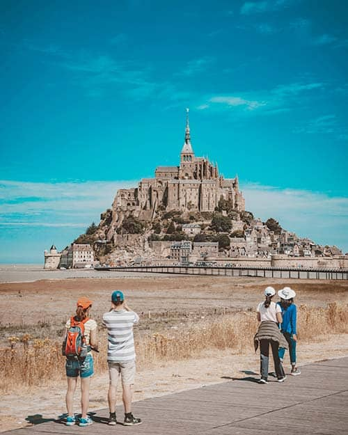 Day trips from Paris: Mont Saint Michel
