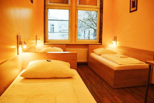 Rooms are comfy, clean and budget-friendly in Do Step Inn Vienna
