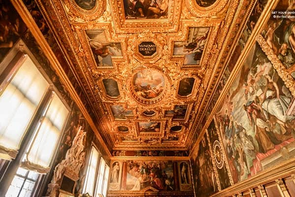 Book your tickets ahead of time for Doge's Palace Secret Itineraries