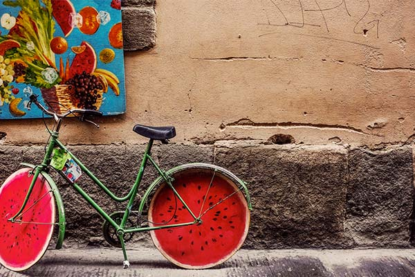 Join bike tours and skip the traffic in Florence