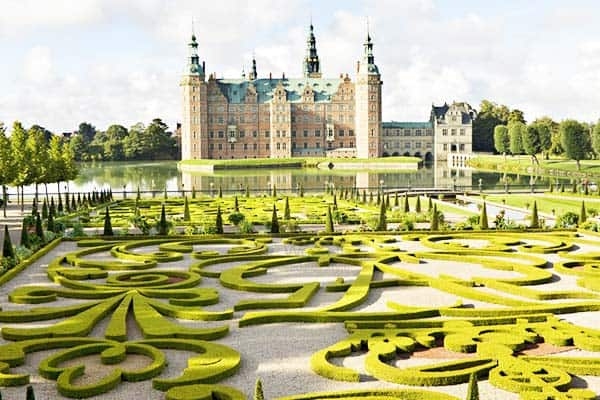 Be amazed by the royal art collection at Frederiksborg Castle