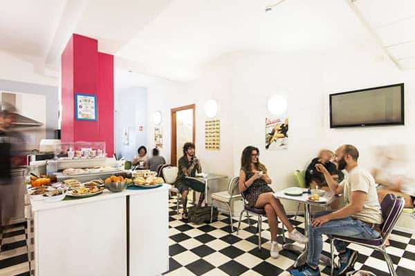 Worry free about your meals at Hostel Gallo D'oro