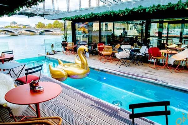 instagram hotels in Paris: OFF Paris Hotel for couples