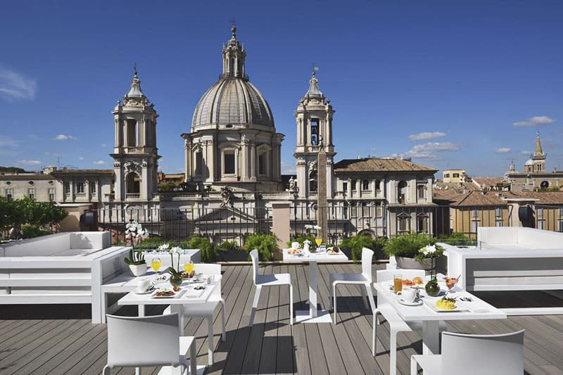 Where to stay in Rome? What about a Romantic hotel in Rome
