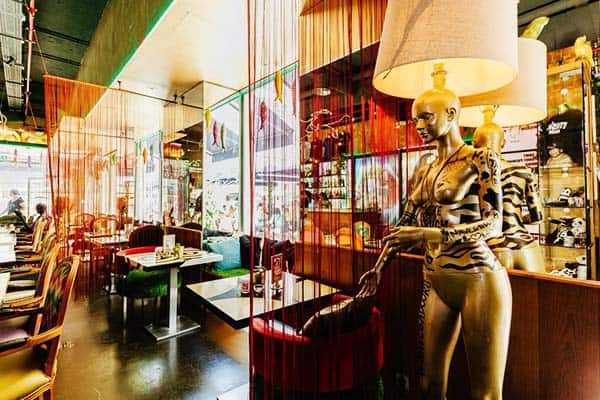 Have your meals at the hotel's proprietors restaurant just near Lisbon Art Stay Apartments
