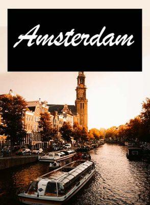 One Week in Amsterdam