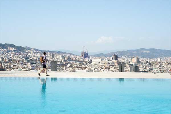 One Week In Barcelona