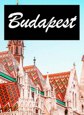 One Week In Budapest