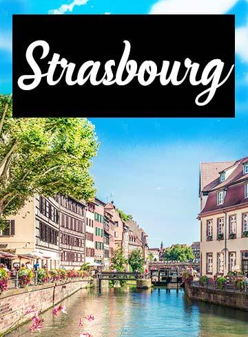One Week In Strasbourg