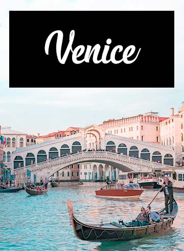 7 Days in Venice Itinerary