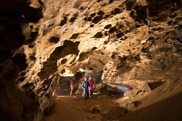 Take your trip to a higher level and explore the Pálvölgy Cave