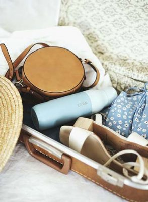 Packing List Europe