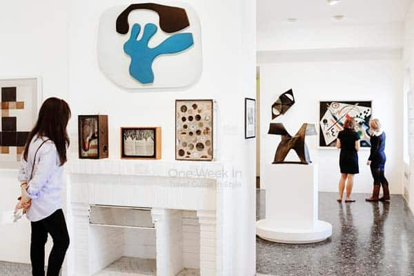 Skip the line and book your tickets ahead of time for Peggy Guggenheim Collection