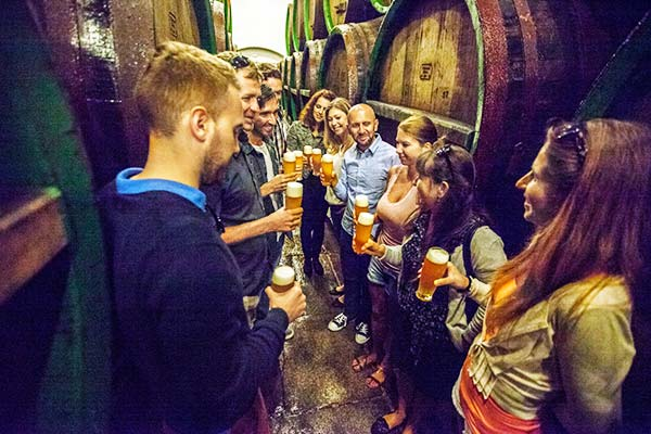 Here's the perfect chance to see the Pilsen brewery who started everything