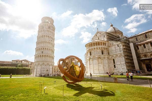Leaning Tower of Pisa - Day trips from Florence
