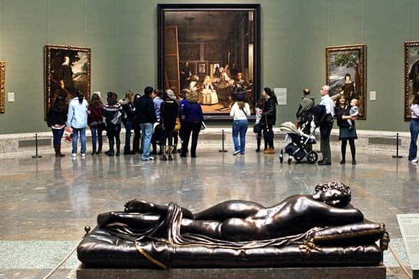 Book your tickets ahead of time for Prado Museum to skip long lines