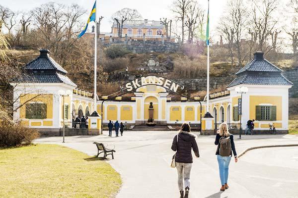 Skansen Open-Air Museum, Stockholm