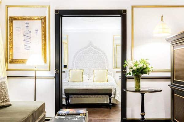 Get a good night sleep at Splendid Venice's rooms
