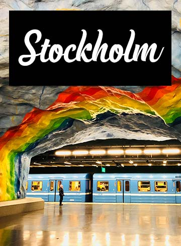 Stockholm Itinerary