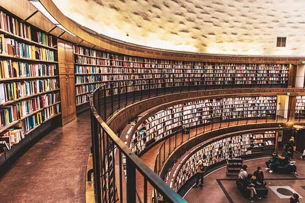 Stockholm National Library