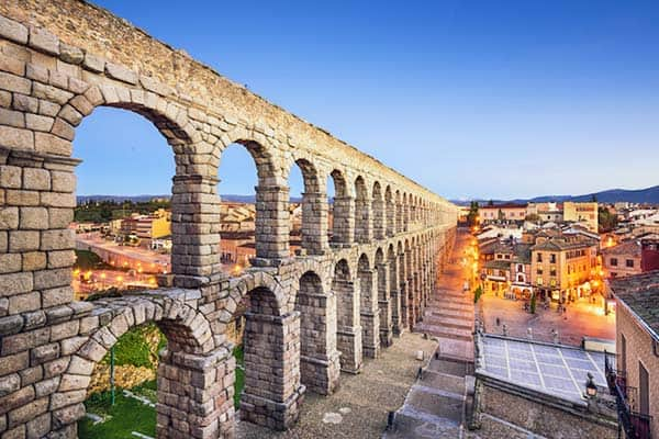 Visit Segovia for your day trip from Madrid