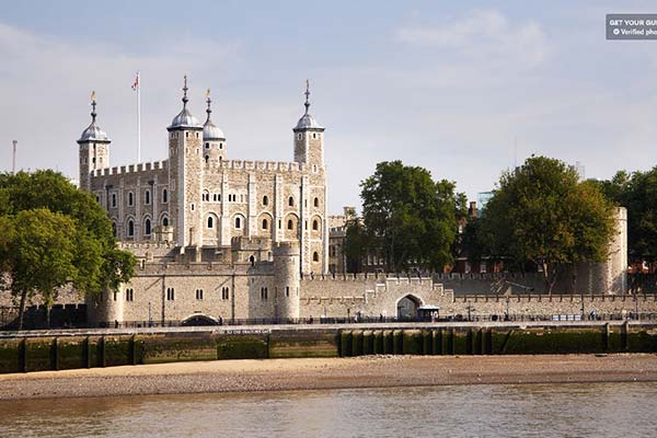 See the Tower of London and be amazed by London's culture and history