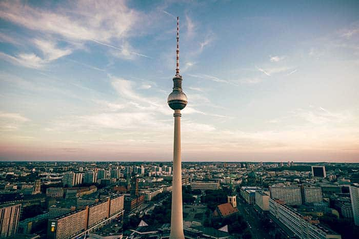 Book your tickets ahead and don't miss to see the highest landmark in Berlin, TV Tower