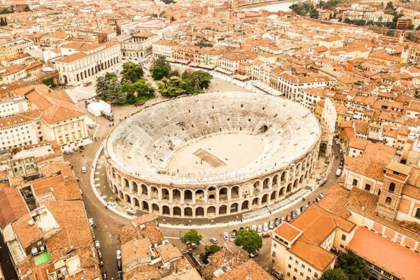 Verona in Italy - Day Trips from Florence