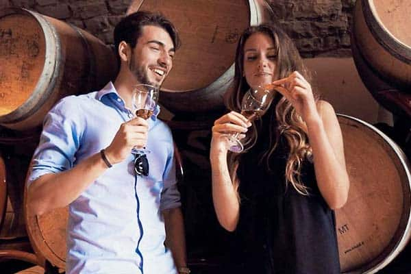 Try wine tasting in Florence away from the busy city
