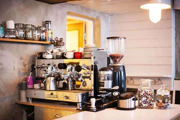 Prepare your meals at the common kitchen at Woodah Hostel