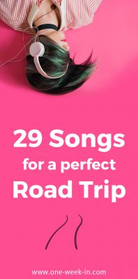 29 Songs about Traveling and Adventure - The Perfect Road Trip Songs
