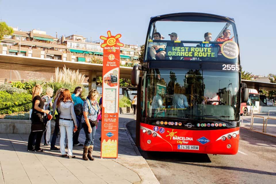 Bus Touristc Barcelona
