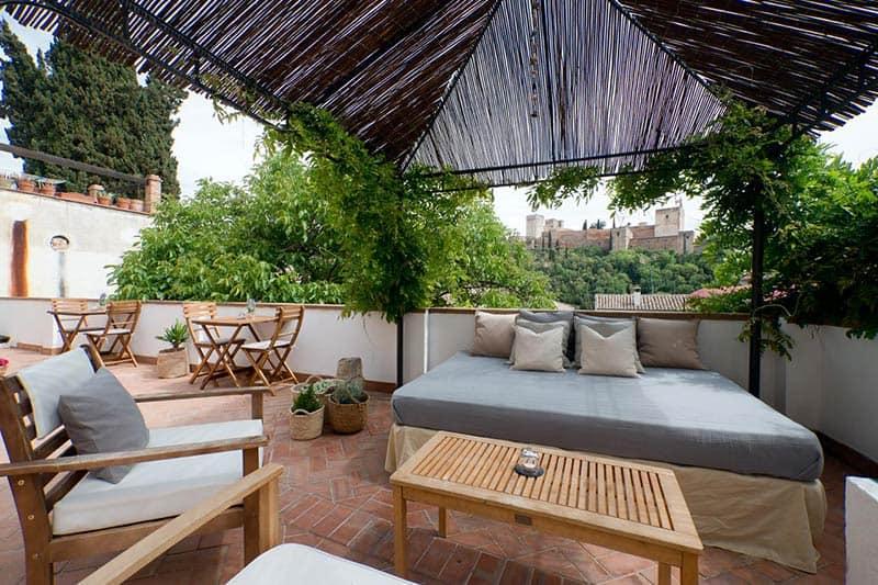 Casa Bombo in Granada