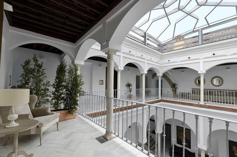Palacio Pinello in Sevilla